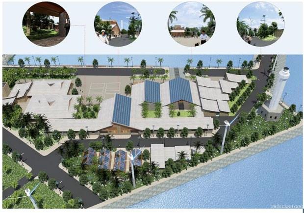 2017年越南绿色建筑周即将在河内举行 hinh anh 1