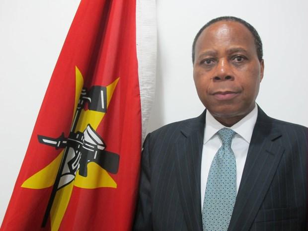 莫桑比克与越南芹苴市加强农业领域合作 hinh anh 1