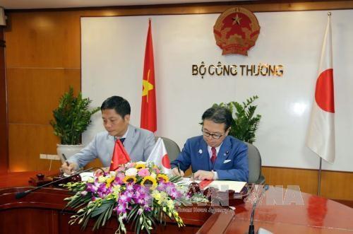 越南与日本深化工业、贸易和能源等领域的合作 hinh anh 2