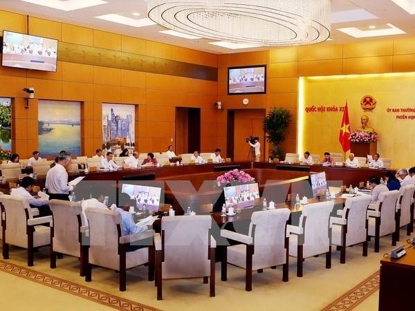 越南第十四届国会常务委员会第十四次会议:致力建立健康公正的竞争环境 hinh anh 1
