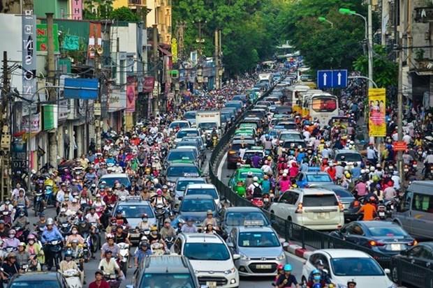第十二届东亚交通研究学会国际会议即将在胡志明市举行 hinh anh 1
