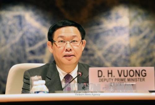 王廷惠副总理:越南支持联合国贸发会议议程 hinh anh 1
