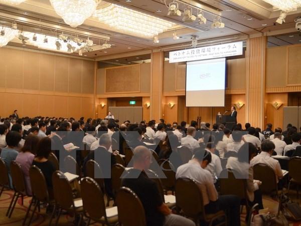 日本神奈川县加大对越南投资促进工作力度 hinh anh 1