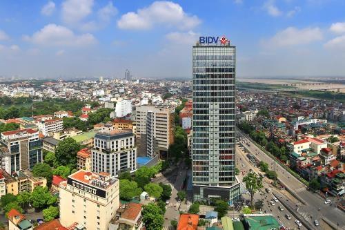 越南投资与发展银行有效处置不良贷款 盈利能力较强 hinh anh 1