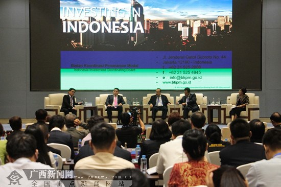 东盟—中国东部增长区贸易投资研讨会在广西南宁举办 hinh anh 2