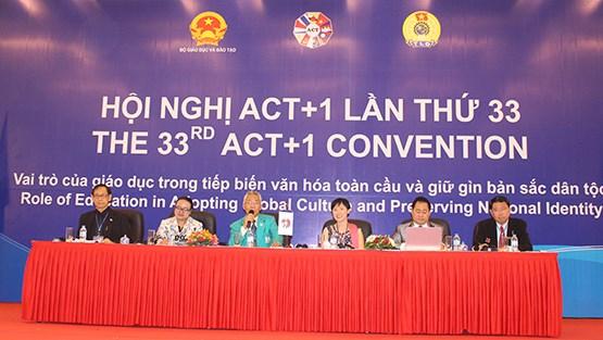 第33次东盟教育理事会正式会议在越南岘港市举行 hinh anh 1