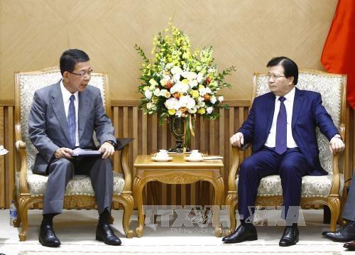 越南政府为外国投资商平等竞争提供便利 hinh anh 1