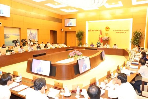 越南第十四届国会第四次会议预计历时23天 hinh anh 1