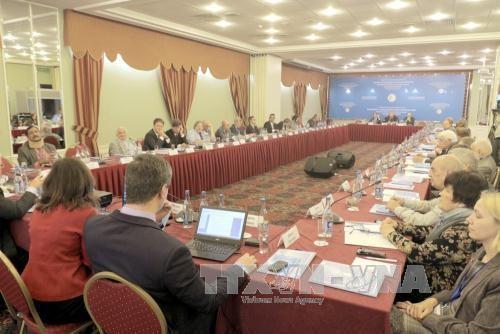 第三次东海国际研讨会在俄罗斯举行 hinh anh 1