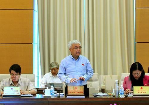 国会常委会第十四次会议:需提高贪污腐败案件调查和审理质量 hinh anh 1