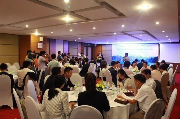 越南广宁省与中国福建省企业加强对接合作 hinh anh 2