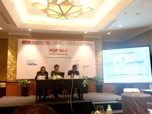 2017年越南河内国际精密工程、机床及金属加工展会即将举行 hinh anh 1