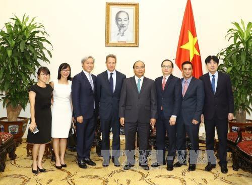政府总理阮春福:越南特别重视和优先推动与美国的全面战略伙伴关系 hinh anh 2