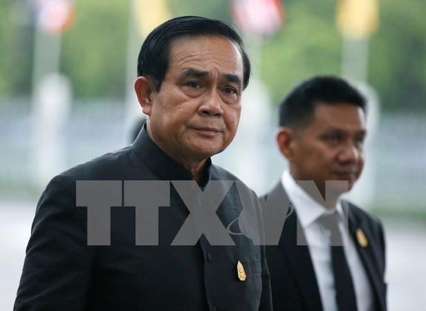 泰国与马来西亚促进边境地区安全合作 hinh anh 1