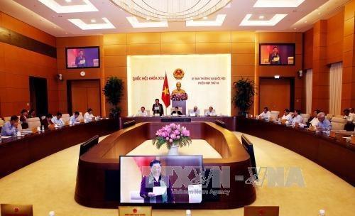 越南国会常委会第14次会议:促进越美和平探索利用宇宙空间合作 hinh anh 1