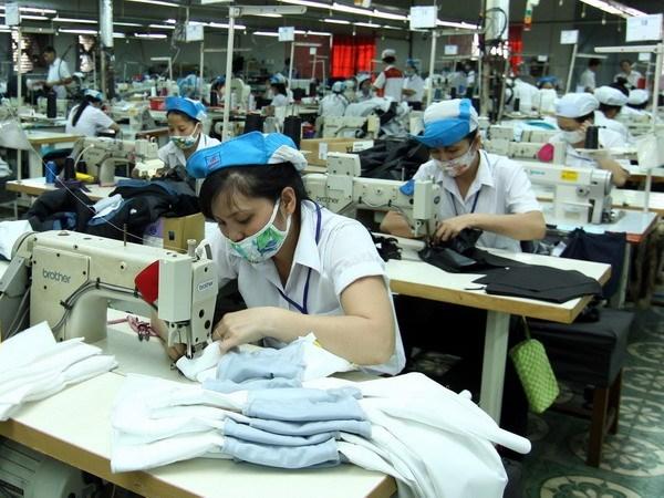 前八月越南输出劳务人员近8.8万人 hinh anh 1