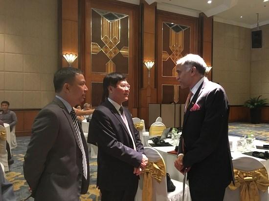 越南与印度伙伴关系和繁荣的展望 hinh anh 1