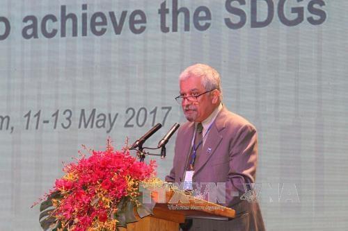 越南是联合国机制改革活动中领先世界的国家 hinh anh 1