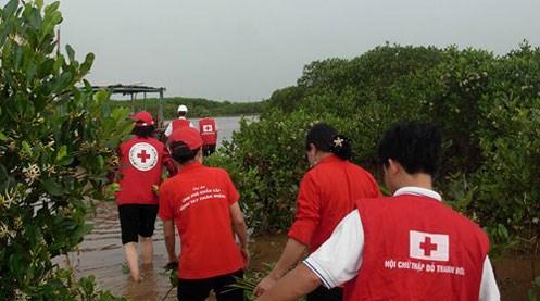 越老柬红十字会签署人道主义合作协议 hinh anh 1