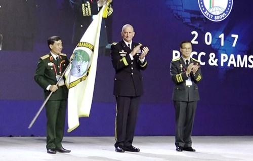 越南将承办下一届太平洋地区陆军管理研讨会 hinh anh 1
