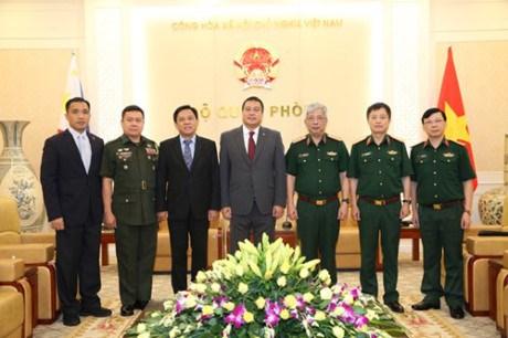 越南加强与俄罗斯和菲律宾的关系 hinh anh 2