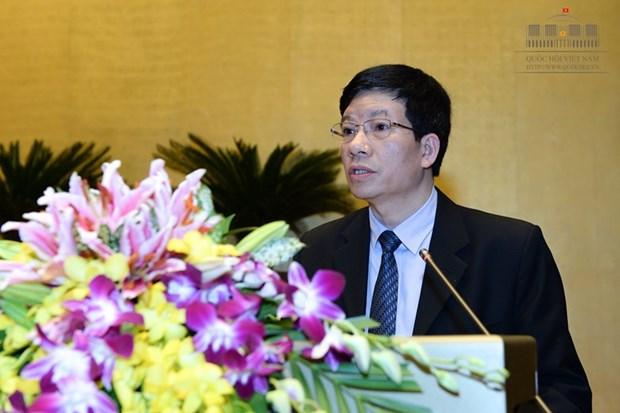 越南国会办公厅代表团对意大利进行访问 hinh anh 1