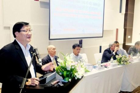 胡志明市微机电系统/传感器论坛正式成立 hinh anh 1