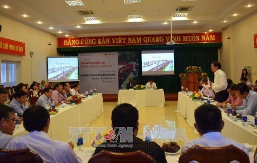 世行驻越代表机构公布《越南国家伙伴框架(2017-2022年)》 hinh anh 1