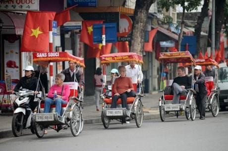 截至9月份越南接待国际游客量达940万人次 hinh anh 1