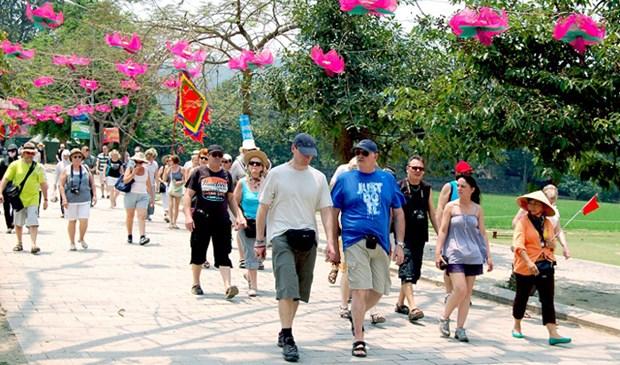截至9月份越南接待国际游客量达940万人次 hinh anh 2
