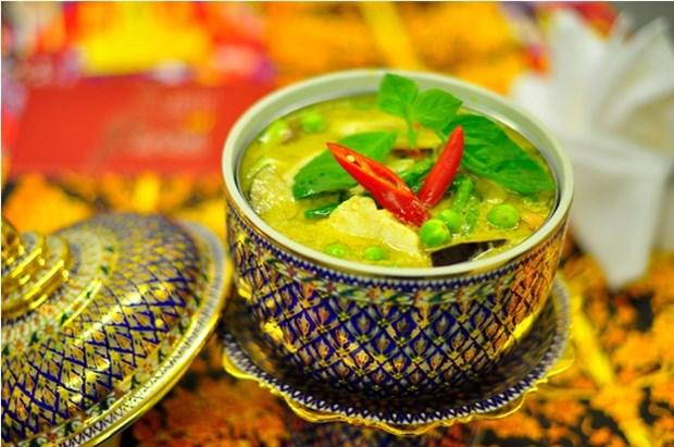 泰国美食周将于10月初在河内举行 hinh anh 1