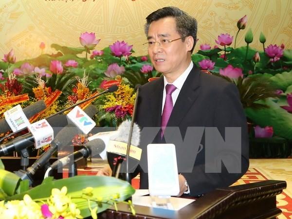 越共中央直属机关党委代表团对新加坡进行工作访问 hinh anh 1