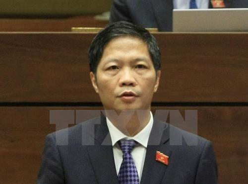 越南工贸部颁发有关开设越中边境市场规定的实施细则 hinh anh 1