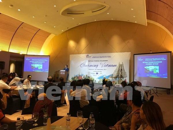越南努力开发印尼旅游市场 hinh anh 1