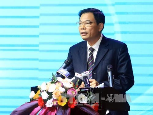 农业与农村部长阮春强:使九龙江三角洲成为农业繁荣兴盛的地区 hinh anh 1