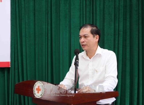 美国红十字会协助越南中部增强对自然灾害的承受能力 hinh anh 1