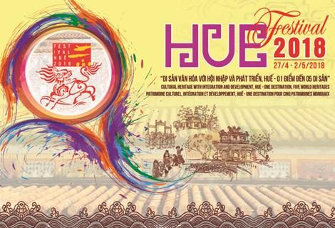 2018年顺化文化节将集中展现越南艺术文化精髓 hinh anh 1