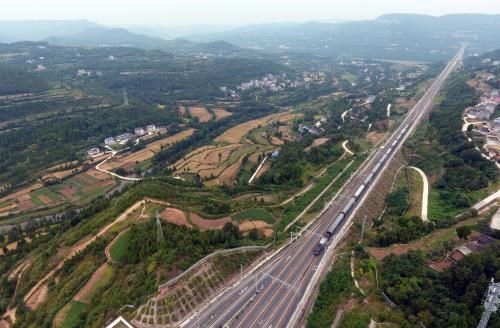 东南亚经重庆至欧洲公铁联运新通道正式开通 hinh anh 1