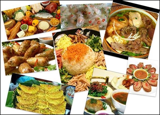 东盟美食文化节在胡志明市举行 hinh anh 1