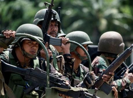 马来西亚与印尼加强合作确保边界安全 hinh anh 1