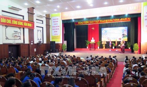 越老建交55周年:进一步加强越南广南省与老挝的友好关系 hinh anh 1