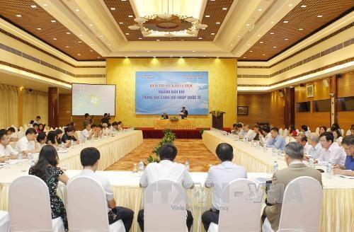越南石油产业努力跟得上世界能源产业的发展 hinh anh 1