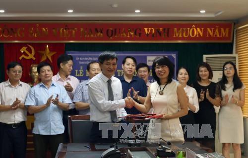 越南奠边省与世界宣明会加强合作 hinh anh 1