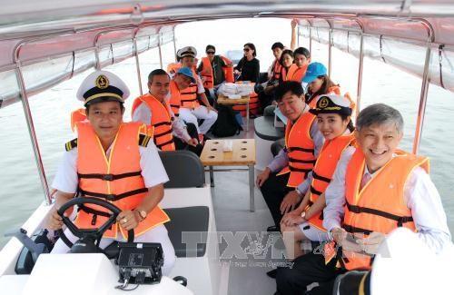 越南胡志明市推出7条新河上旅游路线 hinh anh 2