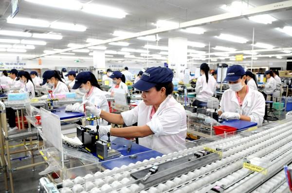 2017年前9月胡志明市工业生产指数同比增长7.84% hinh anh 1