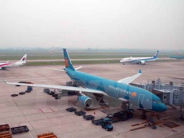 2018年越南航空总公司力争旅客运输量达近2500万人次 hinh anh 1