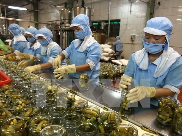 越南农产品努力进军韩国市场 hinh anh 1
