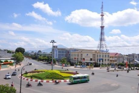 西宁省新南副口岸被提升为国际口岸 hinh anh 1
