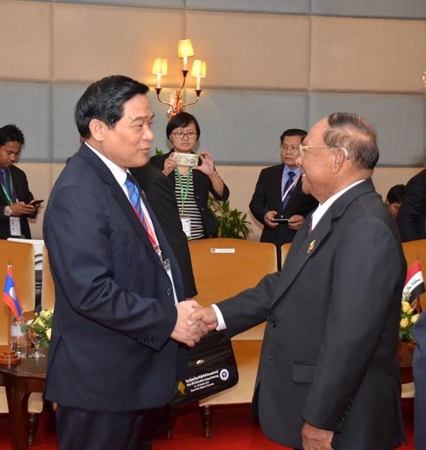 越南出席亚洲议会大会执行理事会第一次会议 hinh anh 2