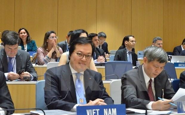 越南当选世界知识产权组织总干事 hinh anh 1